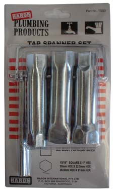 Tap Spanner - Set of Three