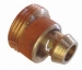 Fynspray Tailpieces / Brass - 3/4'' BSP Thread for 1/2'' Plastic Hose with Ferrule