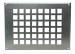 Galvanised Square Hole Vent 228x166mm (Carded)