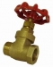 Gate Valve 15mm M/F (Loose)
