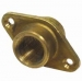 Hose Tap Plate 15mmF x 15mmF-PVC (Hangsell)
