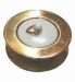 Basin Waste 40mm Gold
