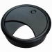 Cable Entry Caps 80mm Black ( 1 Polybag)