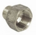 Male/Female Hex Reducing Socket 20mmFx15mmM CP (Loose)