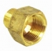 Male/Female Hex Reducing Socket 25mmFx15mmM (Loose)