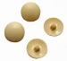 Pozi Drive Screw Cover Caps Pine (  12)