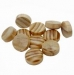 09mm Pine Plug Buttons (100)