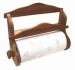 Paper Towel & Spice Rack Rimu With Paper Towel