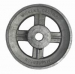 Aluminium V Pulley 4'' x 3/4'' Bore